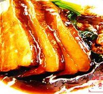 384:豚バラ肉かけご飯