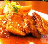 333:牛サーロイン黒胡椒炒め