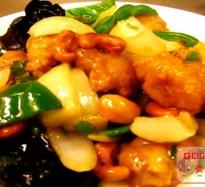 346:鶏肉とカシューナッツ炒め