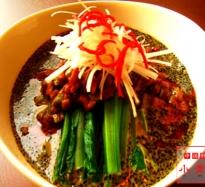 391:黒ごま坦々麺