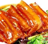 豚バラ肉の青島風角煮