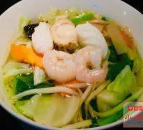 414:海鮮スープ